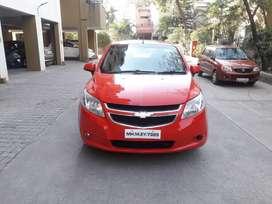 Chevrolet Sail U-VA 1.2 LS ABS, 2015, Petrol