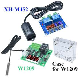 W1209 Controller & W1209 Case & XH-M452 Controller In Pakistan