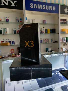pocophone X3 6/64 NEW