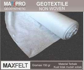 Jual Geotextile Non Woven 150gr Murah