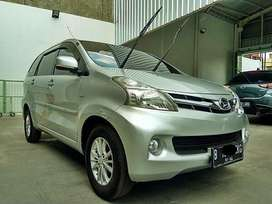 Daihatsu Xenia R Dlux Mt 2013 Silver