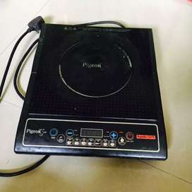 Induction Gas stove with free tava