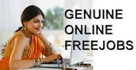 Work form home based JOBS