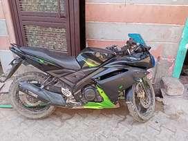 Good condition koi problem nahi h bike me