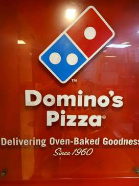 Urgent requirement for delivery boy and pizza maker only for females