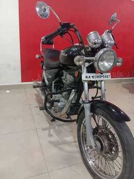 Good Condition Royal Enfield Thunderbird350 with Warranty |  5487 Bang