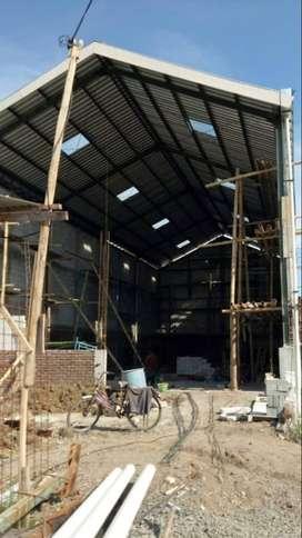 Disewakan Gudang Baru Di Surabaya Timur Klampis Dekat Merr