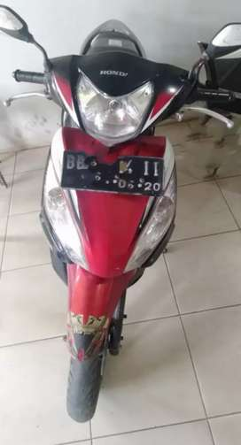 Spacy 2015 plat lamteng (Raharja motor) 8084