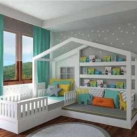 Terima Pembuatan Tempat Tidur Anak