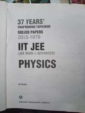 JEE Arihant Physics 37 years.