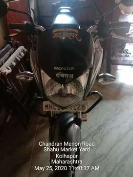 Honda shine cb125cc