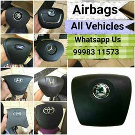We Deal in Airbags and Airbag Covers for All New