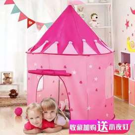 Tenda Castle Mainan Anak , Cocok Dijadikan Kado Maupun Hadiah Utk Anak