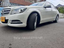 Mercy C300 Panoramic (KM 20rb) Antik 2012