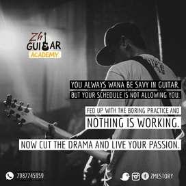 Zh Guitar Academy