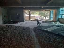 Warehouse space Pakhowal Road Near Keys Hotel
