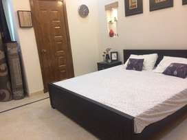 Beautiful 2 Bed Room Ground Portion Available in Gulraiz Near Bahria