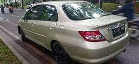 Honda City Mulus
