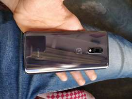 ONEPLUS 7 6GB 128GB new condition 9 mounts old