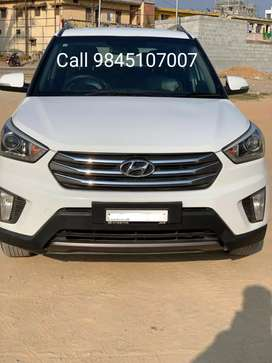 Hyundai Creta 2018 Diesel 18500 Km Driven