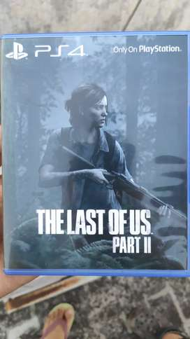 Last Of Us Part - II Standard+ Edition PS4