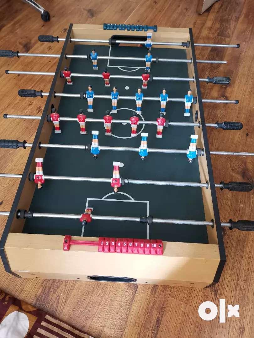 Foosball table 0