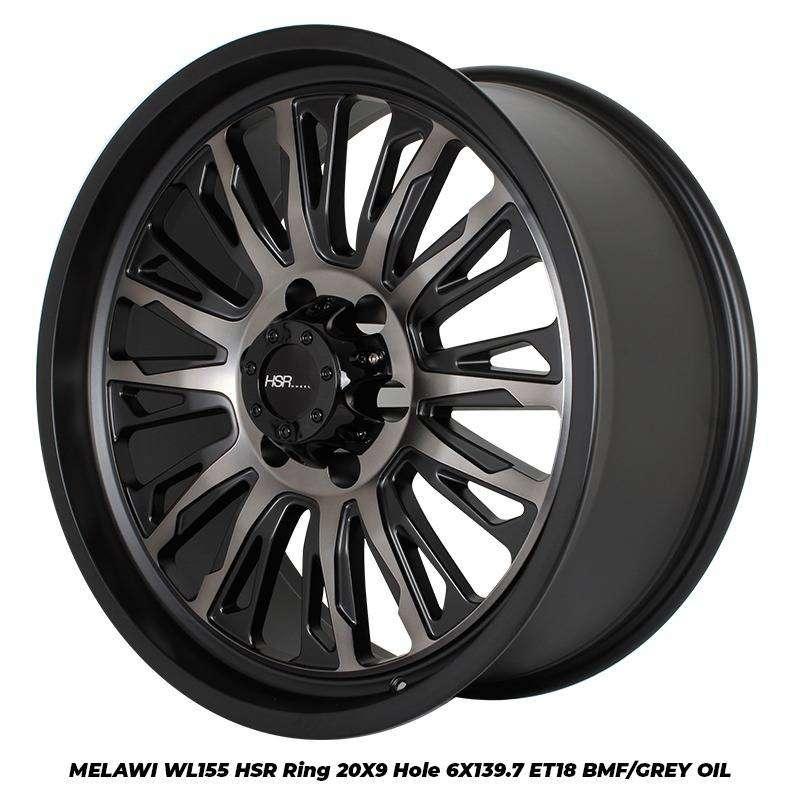 Velg Mobil Pajero ring 20 HSR bisa dicicil ditoko Velg Viral Autozone 0