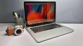 Macbook Pro 13 Inch 2012 MD101 Core I5 2.5GHz RAM 8GB Render Editing