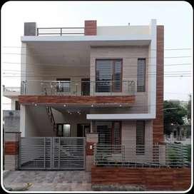 Sunny enclave newly built 4bhk kothi 68Lac