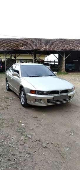 Mitsubishi Galant Hiu ST MT (New Galant) Orsinilan BPKB Lama (Biru)