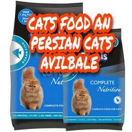 Pet shop CATS FOOD AN CATS AVILBALE