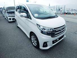 Nissan Dayz 2016 .. More space More Comforts