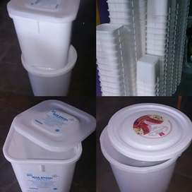 Ember dutch bucket hidroponik