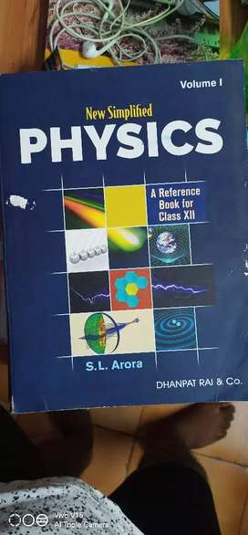 Physics reference book