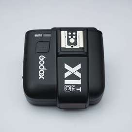 GODOX WIRELESS TRIGGER X1T-C FOR CANON LENGKAP