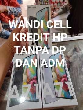 SAMSUNG A71 NEW 8/128GB KREDIT TANPA DP DAN ADM