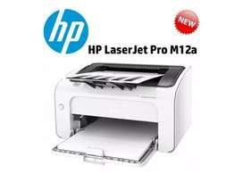 Hp Leaser jet pro M12 a printer