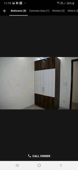 new 2bhk builder floor with home loan 80%
