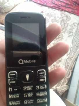QMobile ha button wala