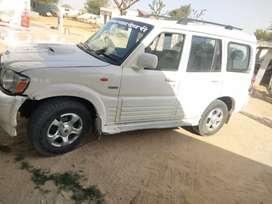 Mahindra Scorpio 2007 Diesel 120000 Km Driven