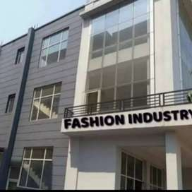 Official work at Garment and Textile Industry