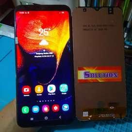 Lcd Touchscreen Samsung A50 Ori Oled + Pasang