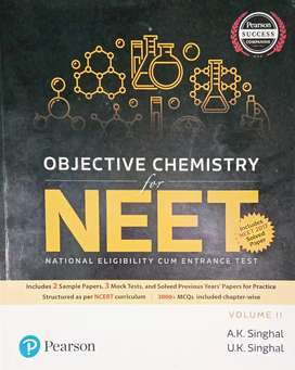 OBJECTIVE CHEMISTRY- PEARSON