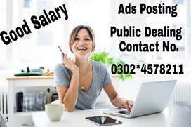 Best Way To Earn Money. Staff Required