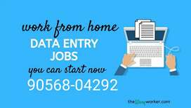 Wanted data typing workers earn unlimited income.!!