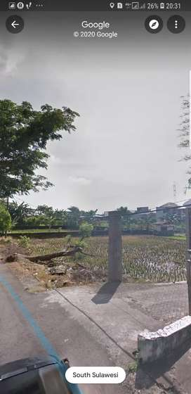 Tanah strategis di Somba Opu Gowa pemilik langsung tanpa perantara