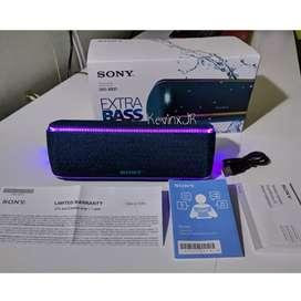 Sony Srs-xb31 xb31 bluetooth speaker portable original fullset baru