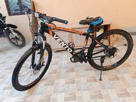 Mountain Bike slightly used - Full Aluminium