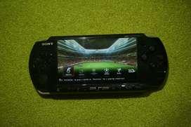 PSP slim 3000 black