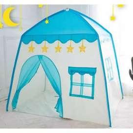 Tenda anak bentuk rumah